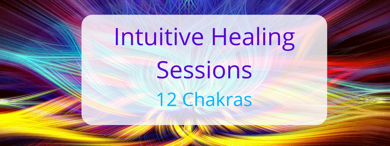iWonder Intuitive Healing Sessions : 12 Chakras – Sage Heart